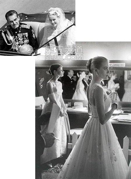 摩纳哥王妃格蕾丝凯_摩纳哥王妃格蕾丝凯利的衣橱_流行趋势_时尚服饰网【风尚服饰】